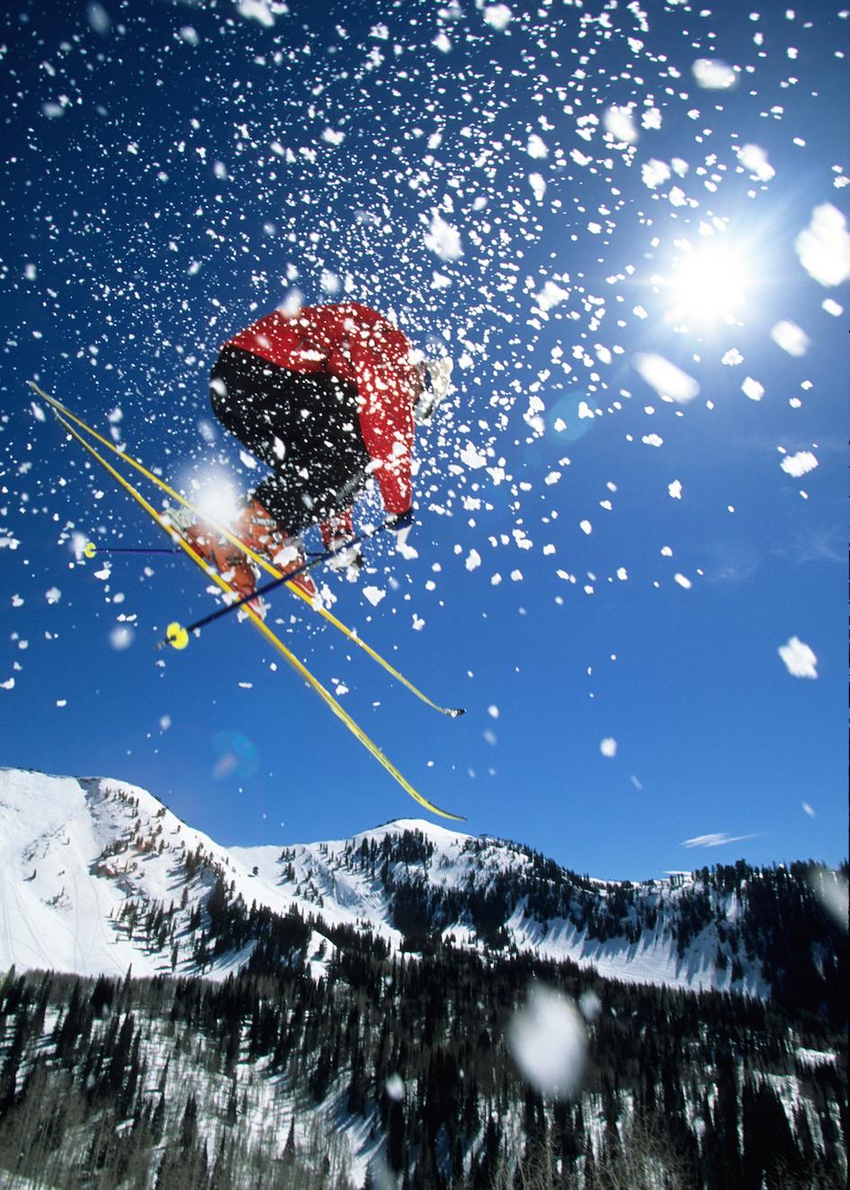 Skifahren in Alta ist ein spektakuläres Erlebnis
