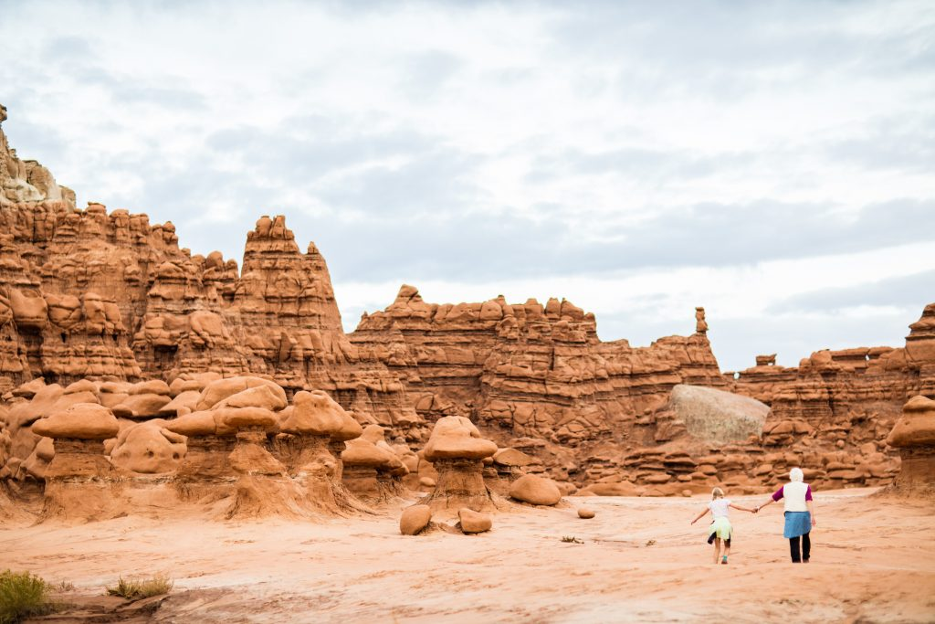 Goblin Valley State Park. Foto Credit: Michael Kunde | Utah Office of Tourism