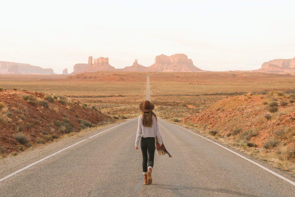 Das Monument Valley. Foto Credit: Emilie Ristevski (@helloemilie)
