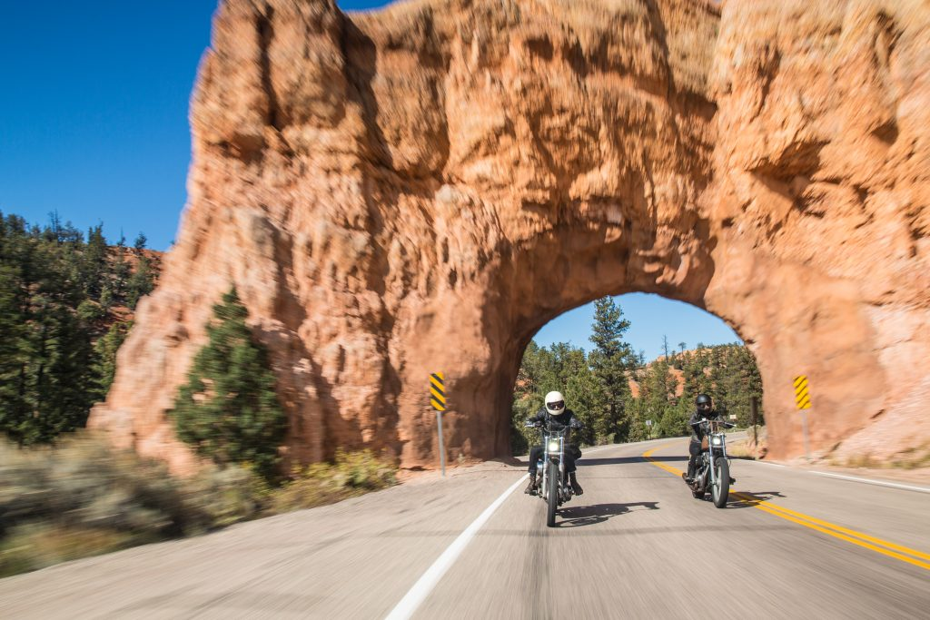 Highway 12 Scenic Byway, Red Canyon; photo credit: Michael Kunde I Utah Office of Tourism