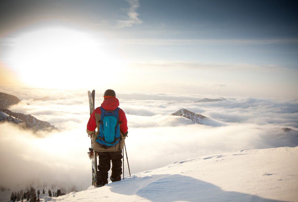Snowbird. Foto Credit: Kevin Winzeler│Visit Salt Lake