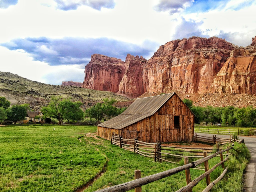 Capitol Reef National Park, photo credit: Blake MCWillis I Epic One Adventures