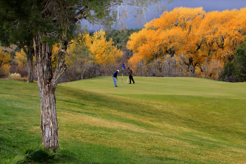 Hideout Golf Club, Monticello, Utah. Photo credit Utah Office of Tourism