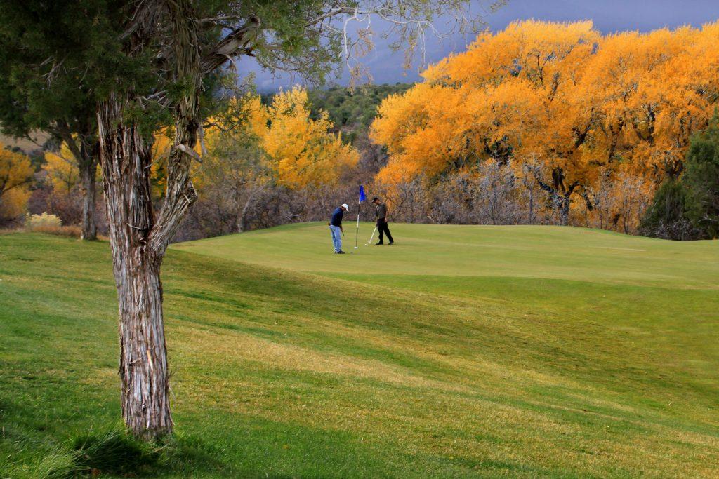 Hideout Golf Club, Monticello, Utah. Photo credit Utah Office of Tourism