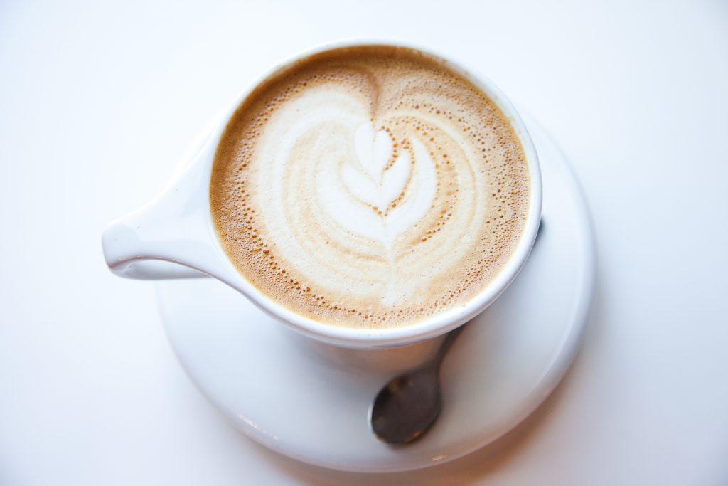 Foto: Cappuccino im Blue Copper Roasters in Salt Lake City. Credit: Utah Office of Tourism